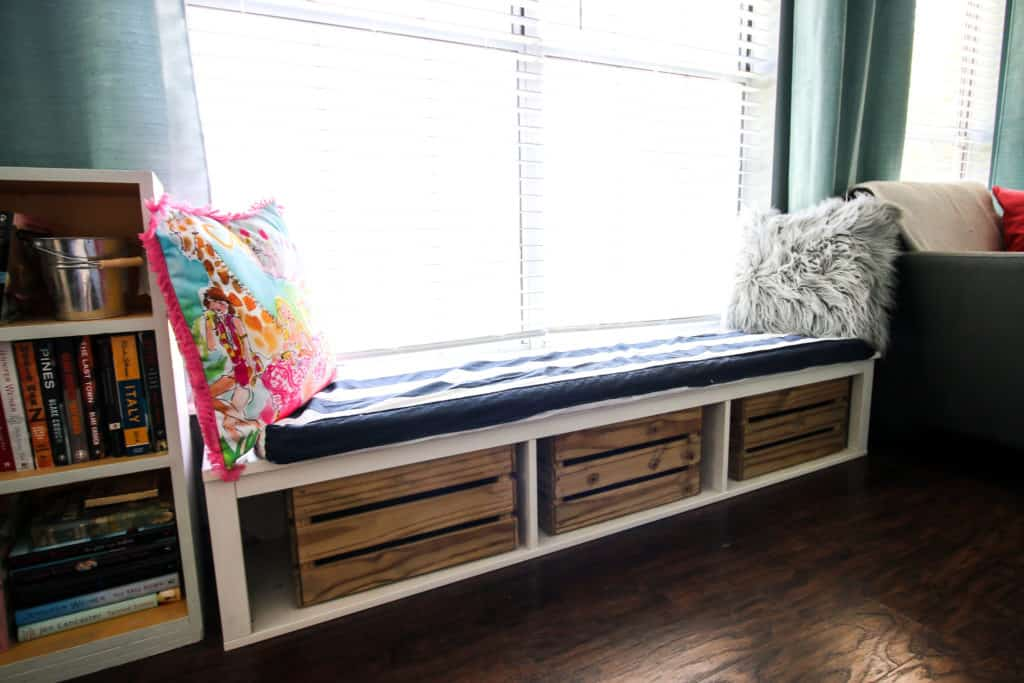 Window Seat Bench