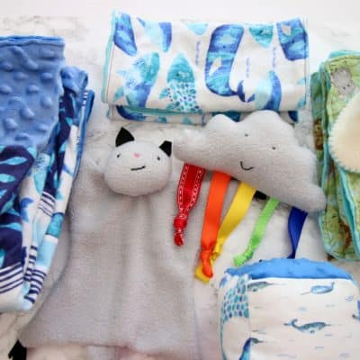 Things to Sew for a Baby Nursery