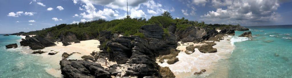 Panorama of Horseshoe Bay