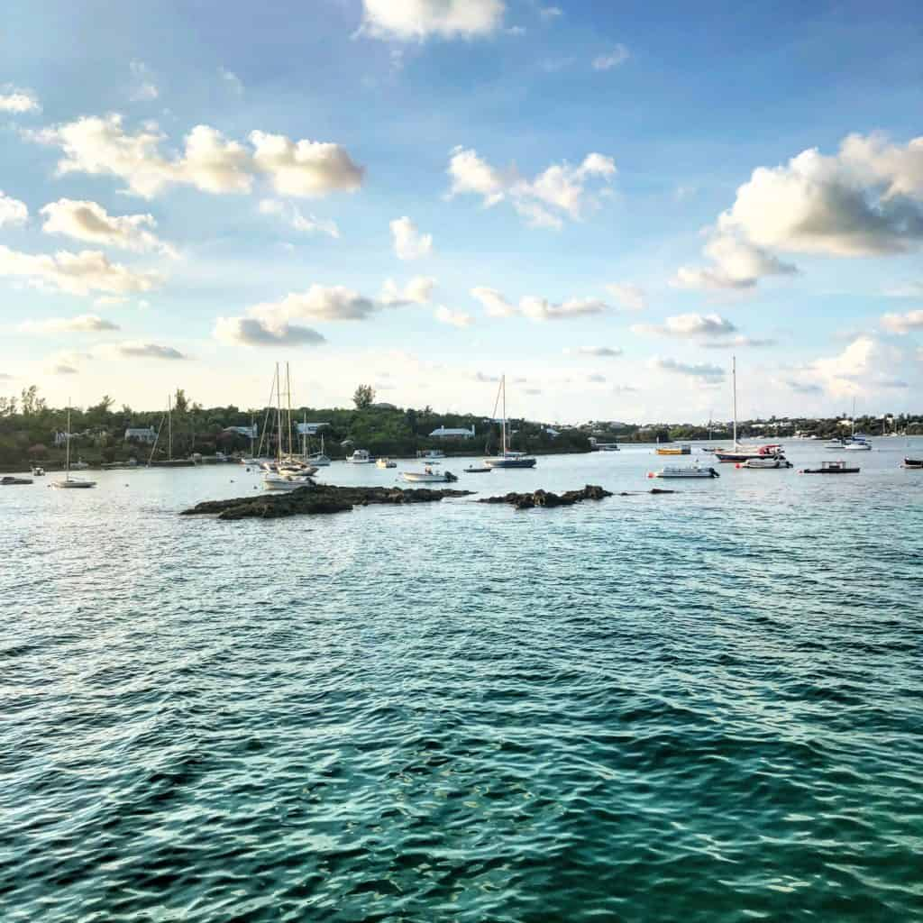 Bermuda Harbor Ferry
