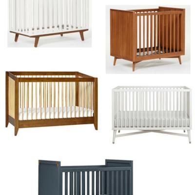 Modern Crib Inspiration