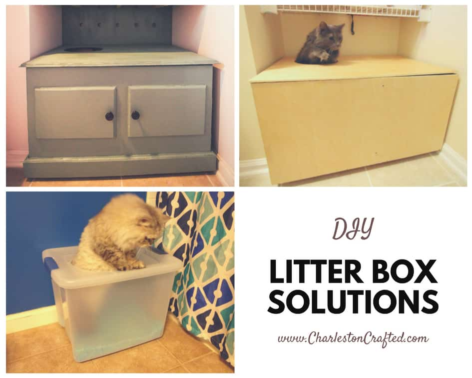 Litter Box Solutions - Charleston Crafted