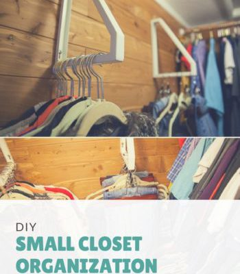 Guest Post: Small Closet Organization