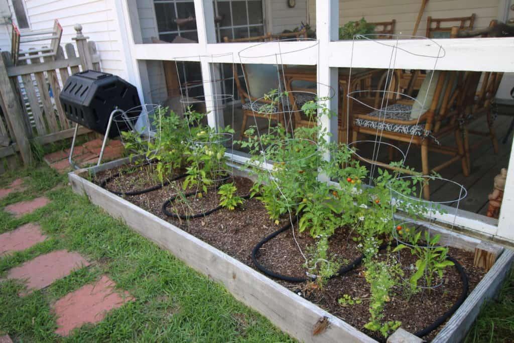 Summer Garden Recap via Charleston Crafted