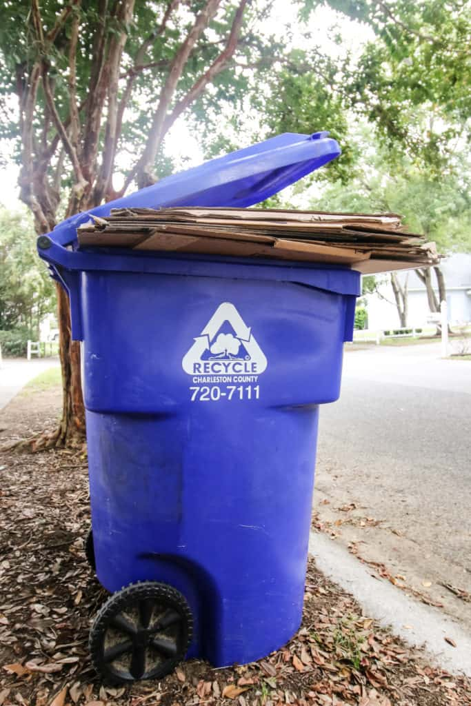 Recycling Mistakes You're Probably Making - Charleston Crafted