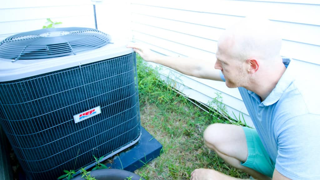 Ways to reduce allergens in your home via Charleston Crafted by checking your HVAC system