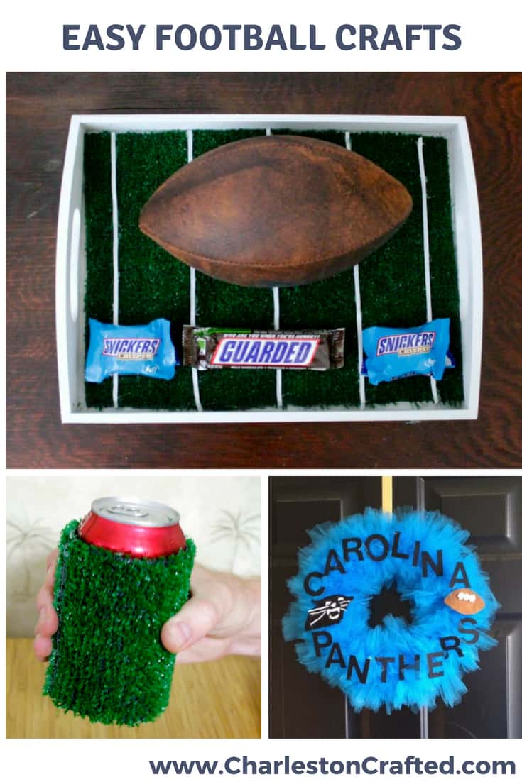 Our Favorite Football Crafts