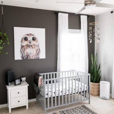 Guest Post: Modern Nursery