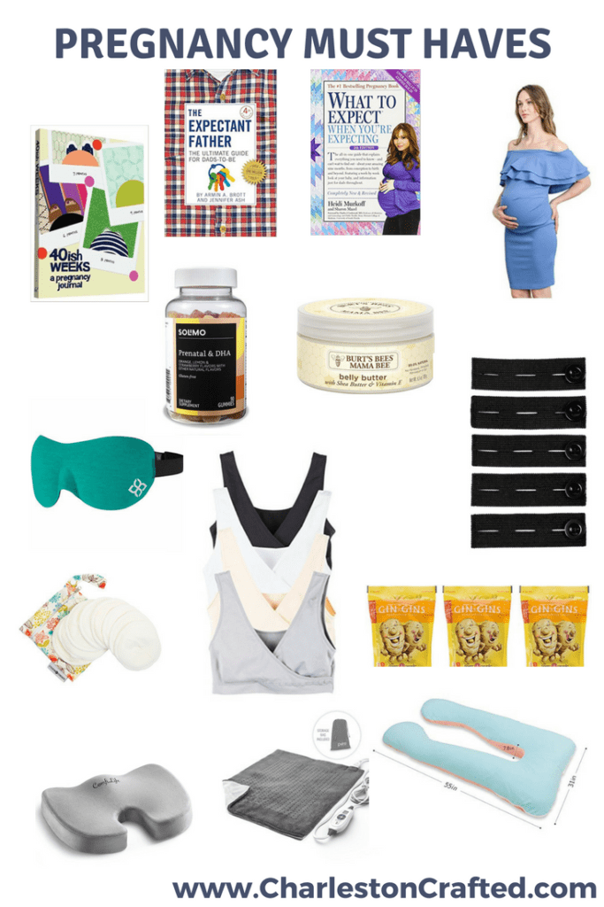 My Pregnancy Must Haves for Each Trimester