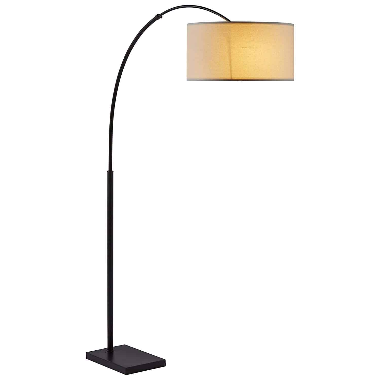 Stone & Beam Modern Arc Floor Lamp