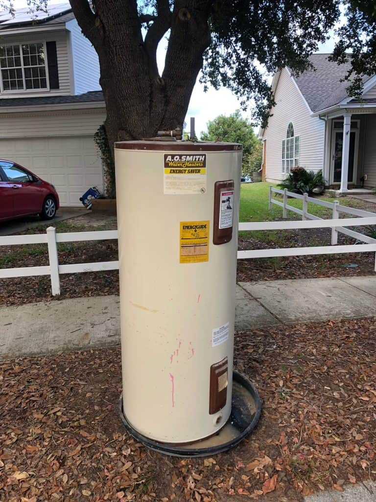 Adding a Smart Water Heater - Charleston Crafted