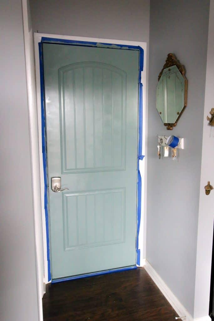 How To Paint a Door