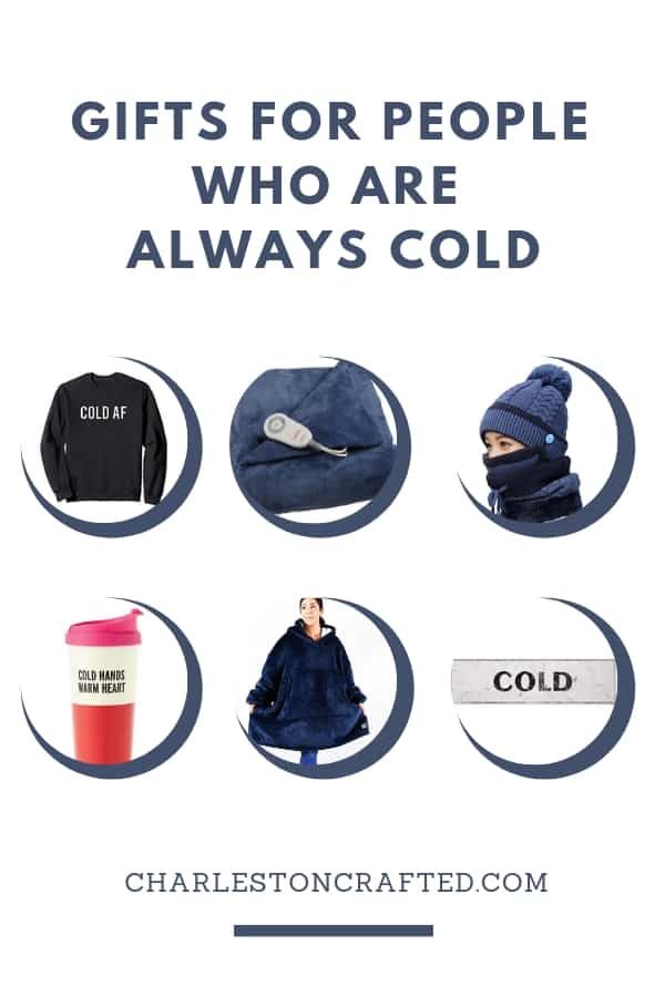 Gifts for people who are always cold