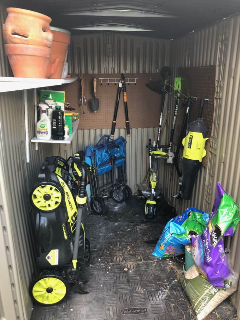 RYOBI 40v Mower Review - Charleston Crafted