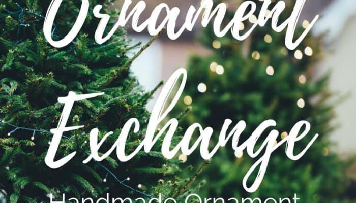 Ornament Exchange Link Up!