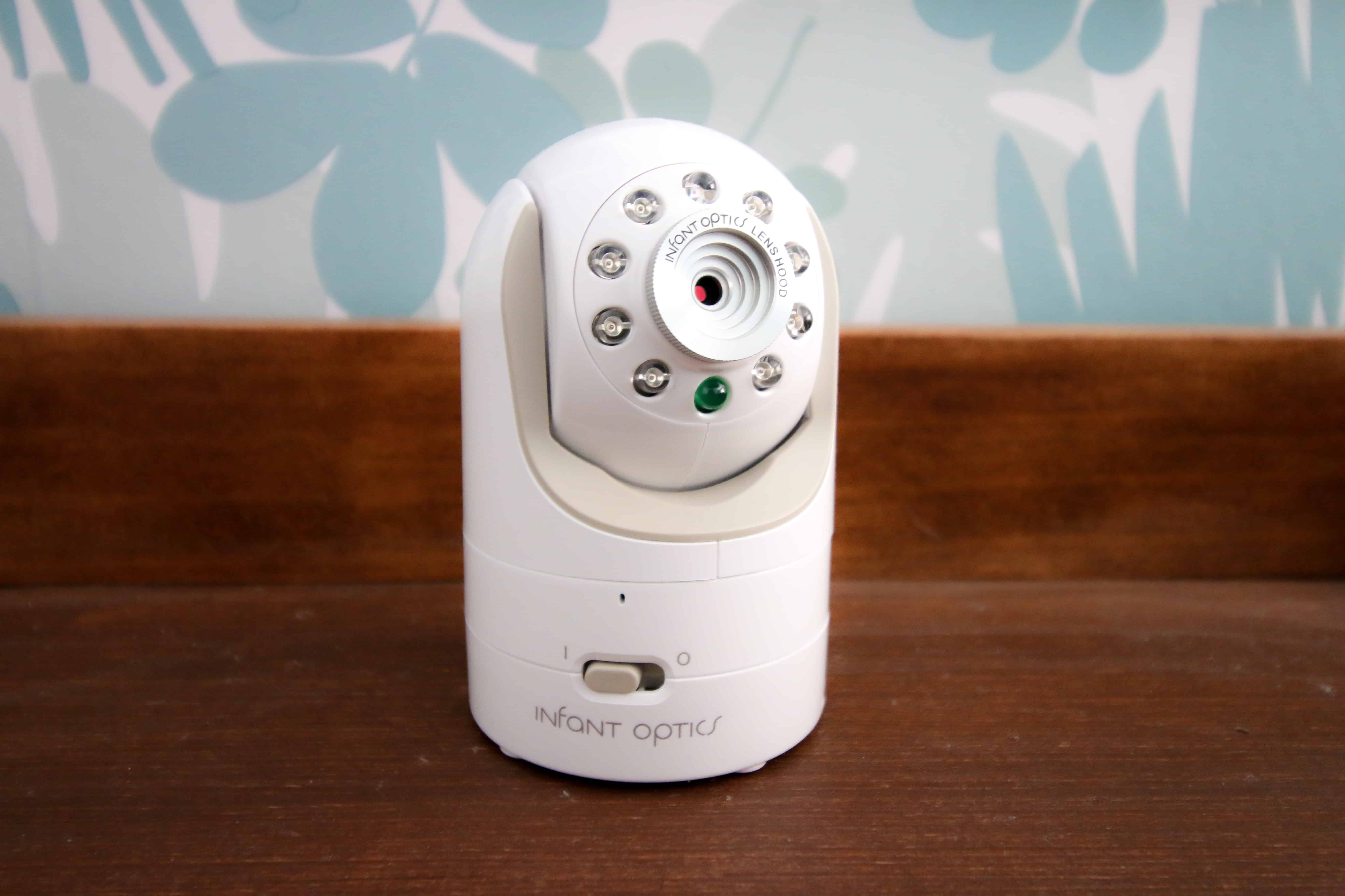smart nursery baby monitor
