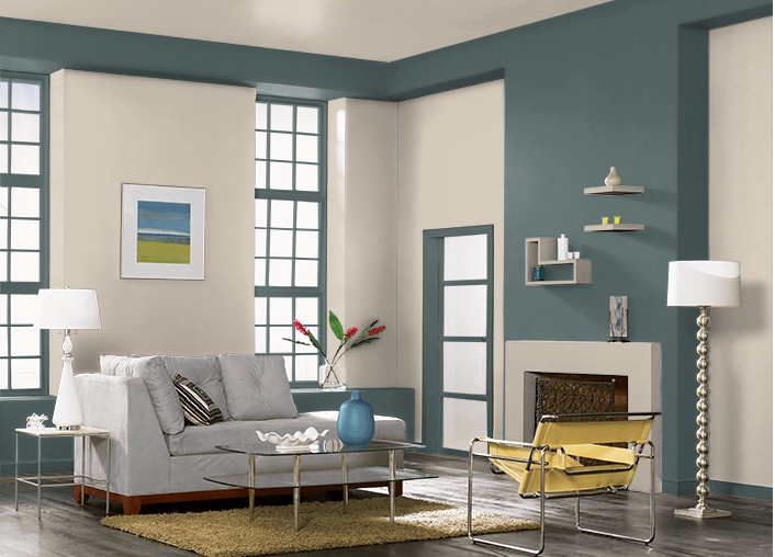 Behr Brooklyn Paint Color Of The Month