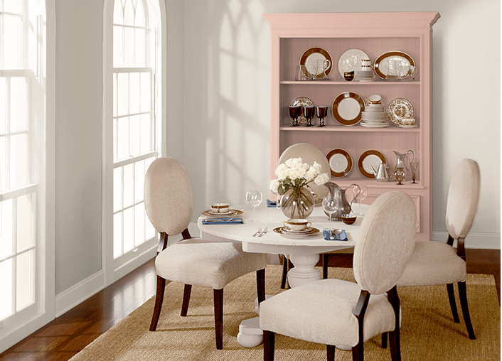 pink abalone furniture