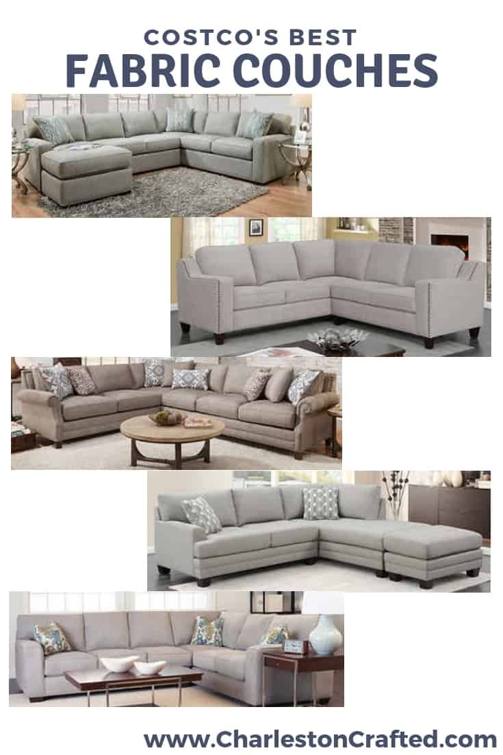 Costco's best fabric couches