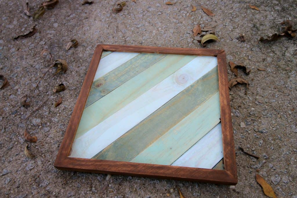 Scrap Wood Art - Charleston Crafted