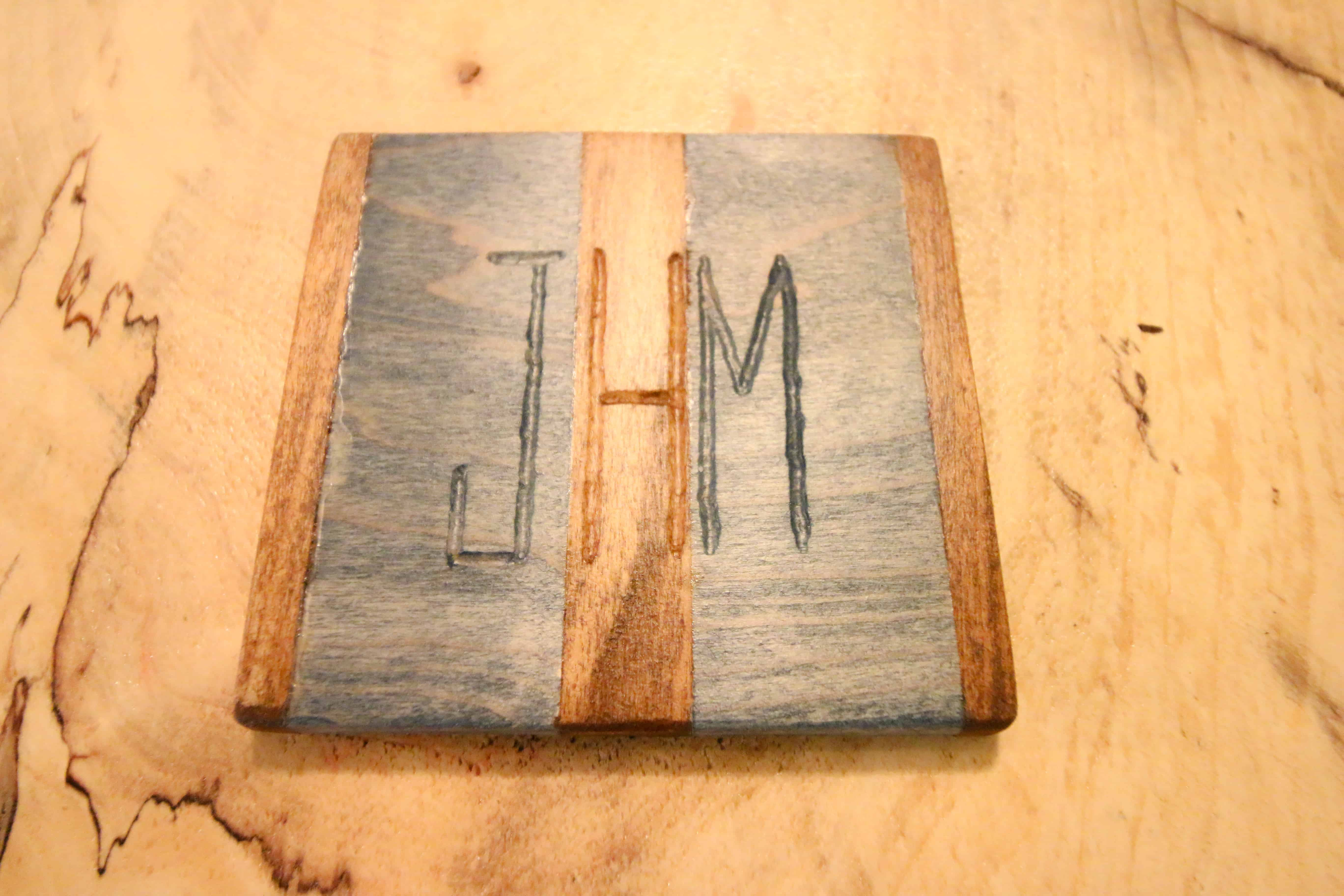Scrap Wood Coasters - Charleston Crafted