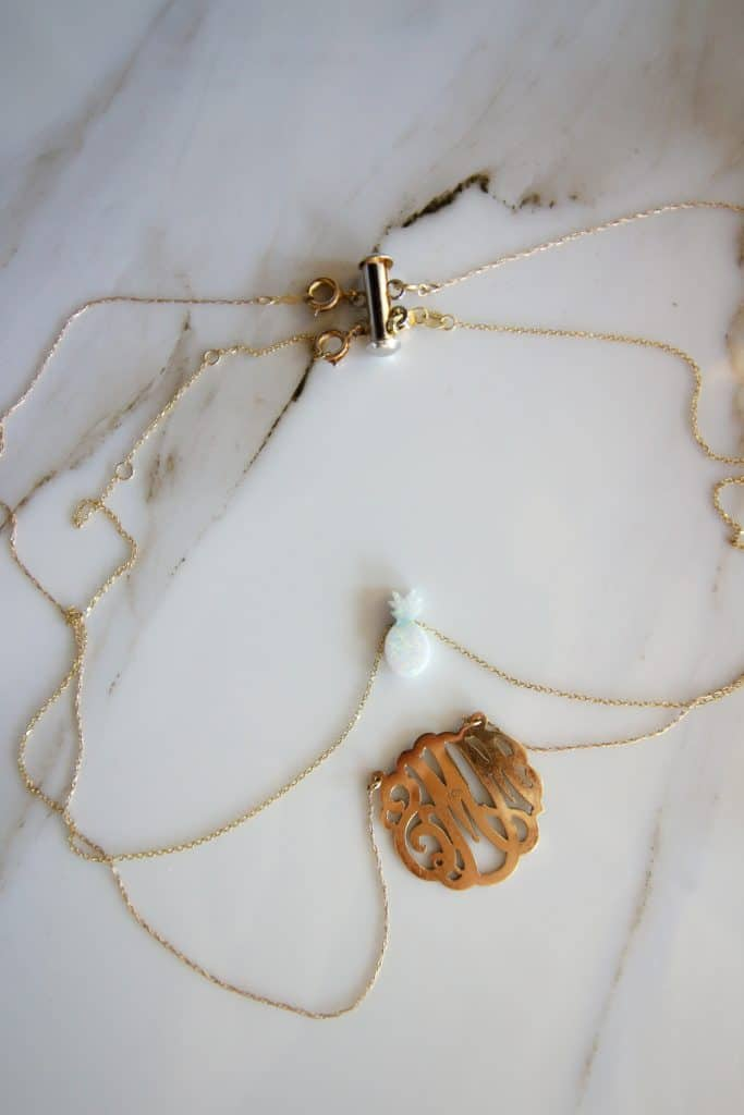 Keep Necklaces from Tangling - Charleston Crafted