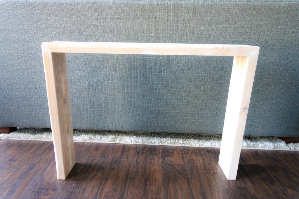 Waterfall Side Table - Charleston Crafted