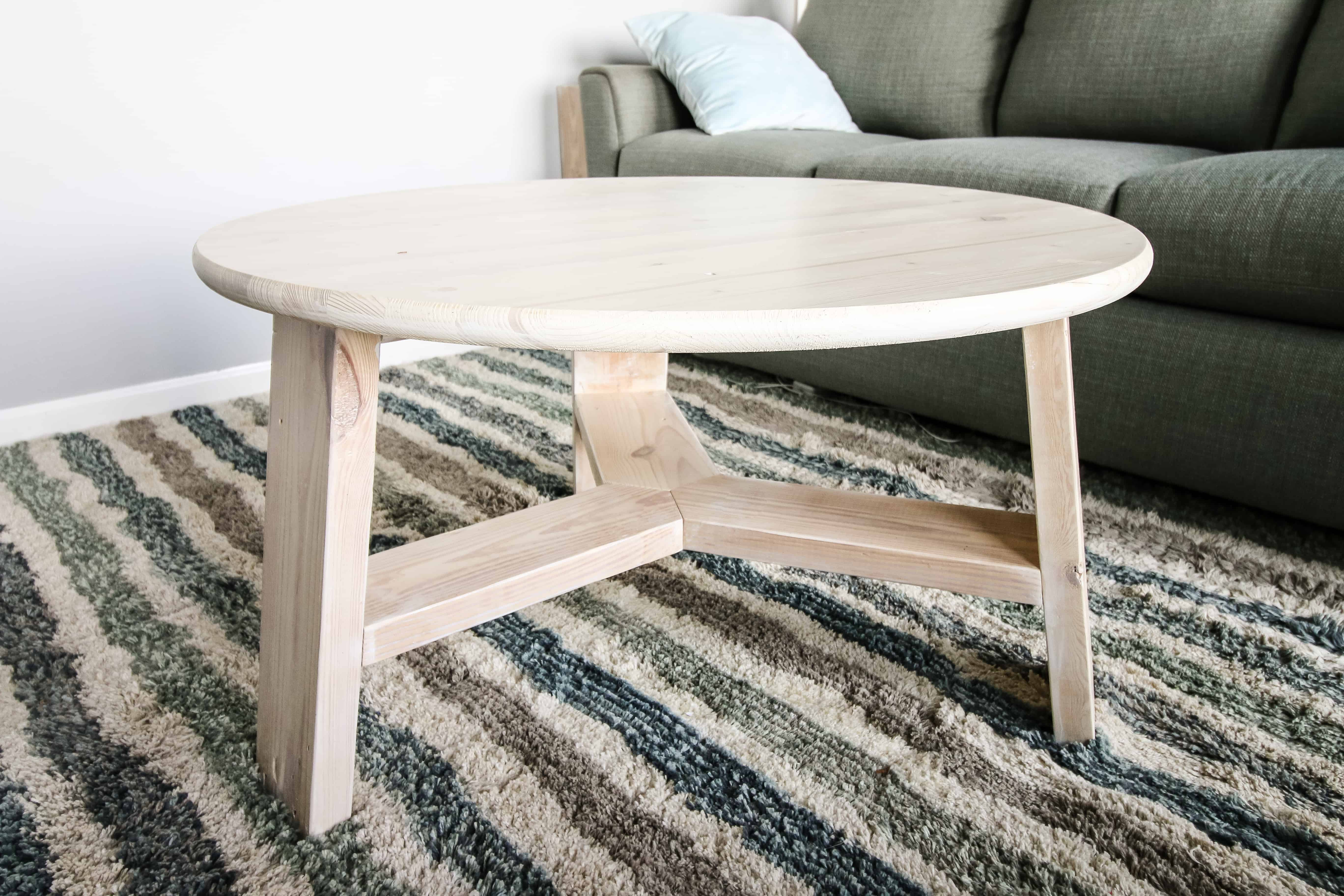 Easy Coffee Table.How To Build An Easy Modern Diy Coffee Table