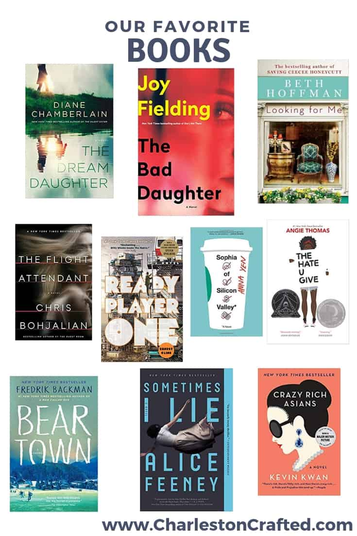 our favorite books in 2018