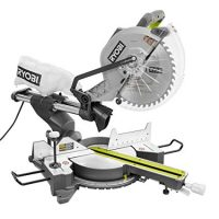Ryobi  12 in. Sliding Miter Saw with Laser