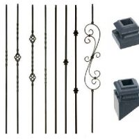 Iron Balusters Iron Spindles