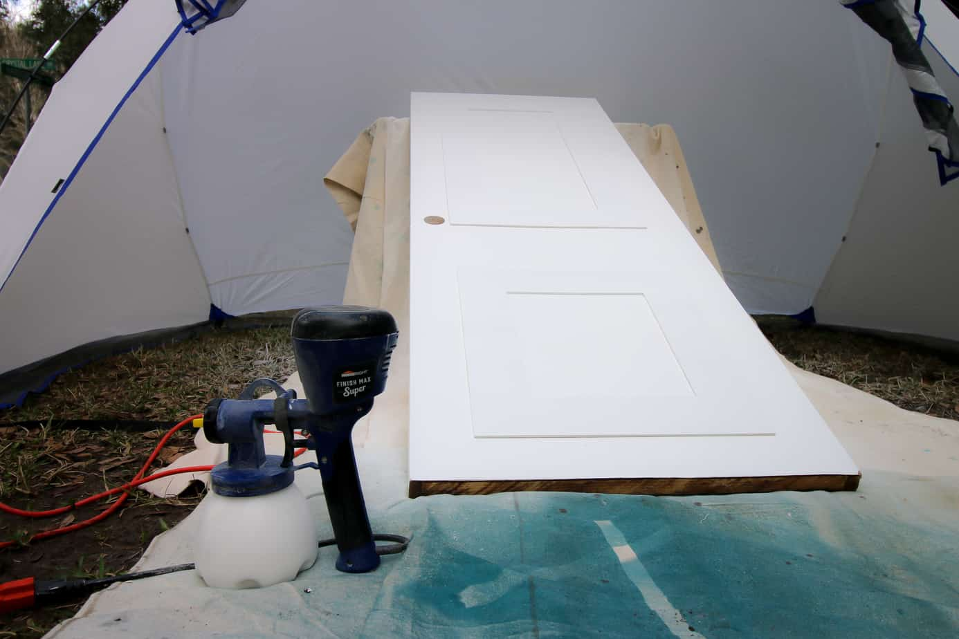 How to Upgrade Flat Panel Doors with Molding - Charleston Crafted