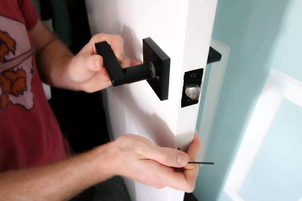 Upgrading your Doors with Kwikset Knobs - Charleston Crafted