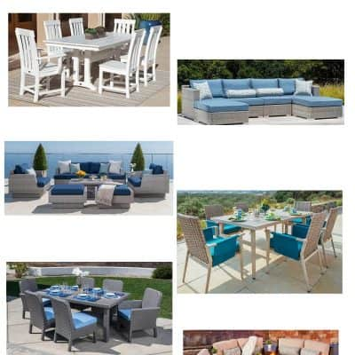 best patio furniture at costco