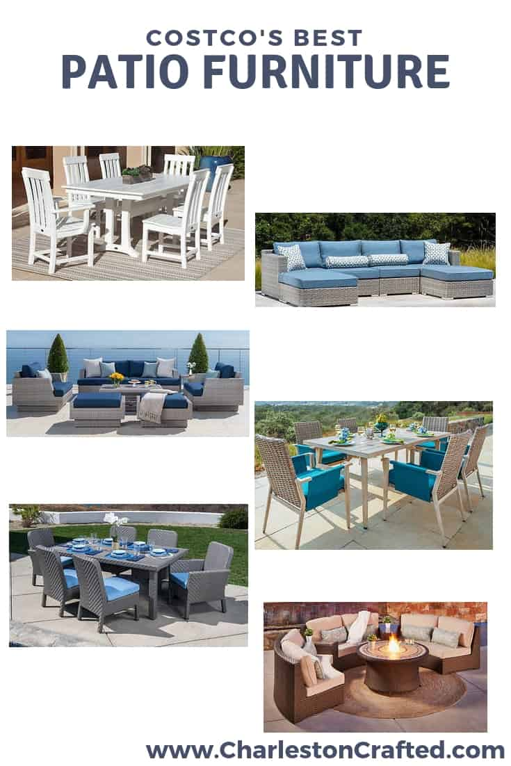 The Best Costco Patio Furniture