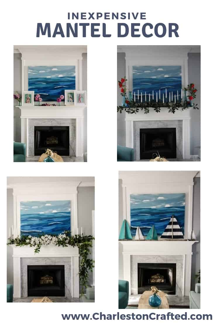 mantel decor ideas