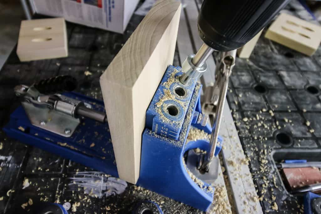 Kreg Jig - Charleston Crafted