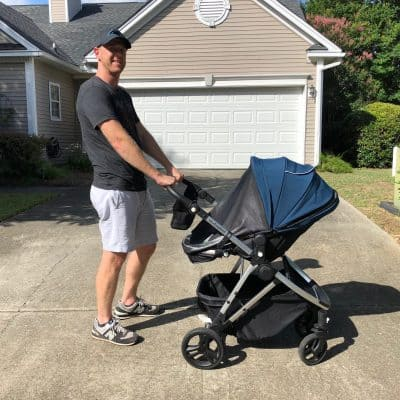 What car seats are compatible with the Mockingbird Stroller?
