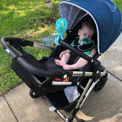 mockingbird stroller review