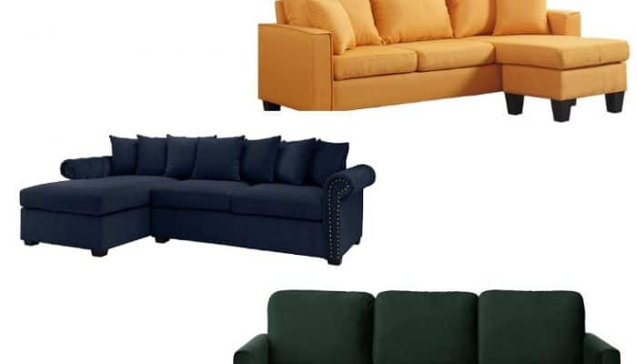 The Best Cheap Sectional Sofas on the Internet