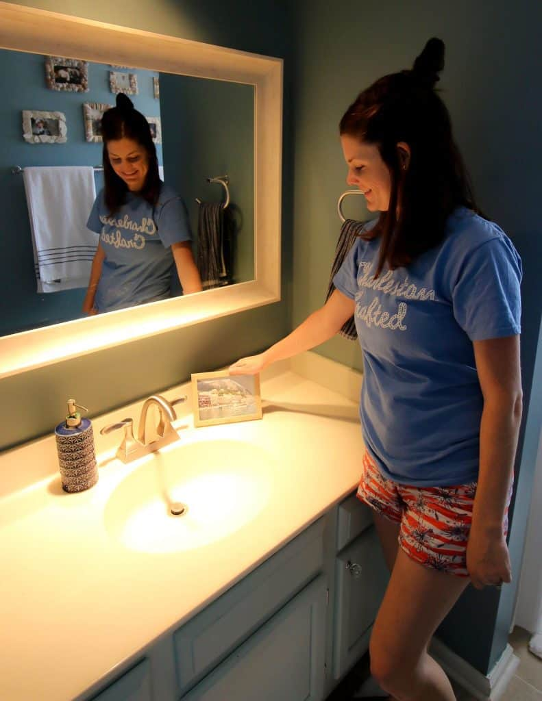 How to clean your bathroom in five minutes - Charleston Crafted