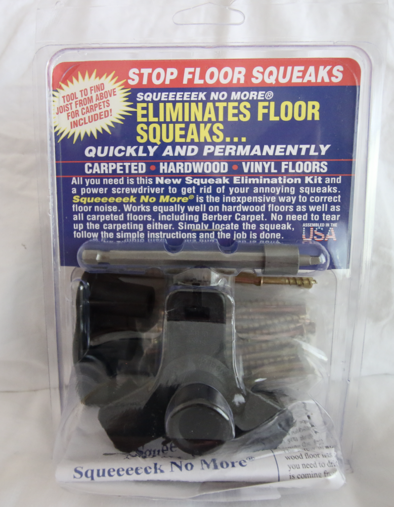 Stop Floor Squeaks Kit