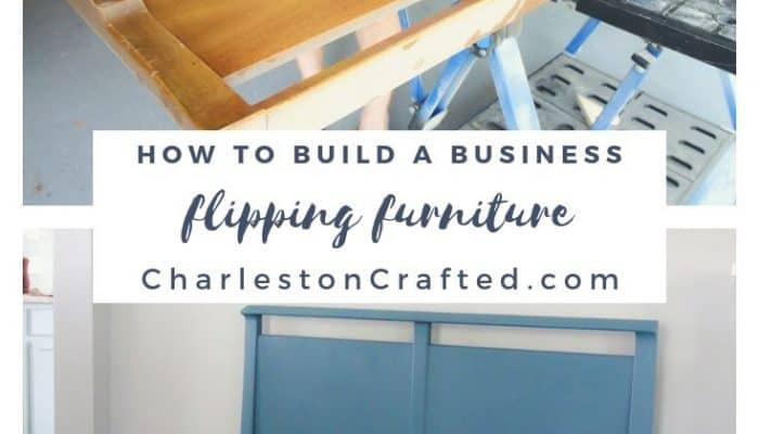 How to flip furniture for a profit