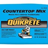 Quikrete Countertop Mix