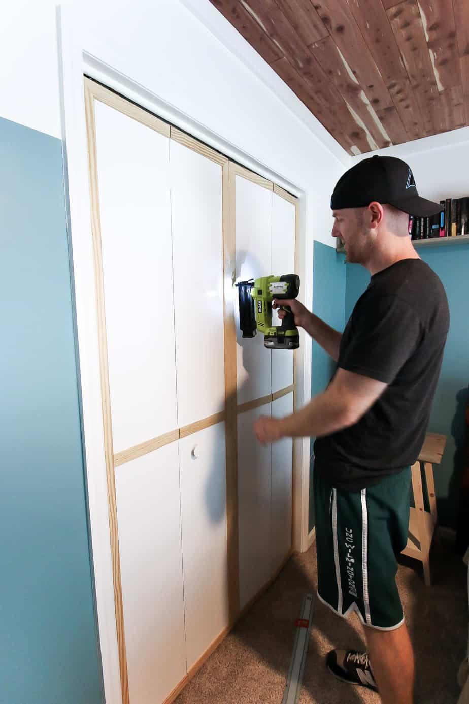 Bi-Fold Barn Doors - Charleston Crafted