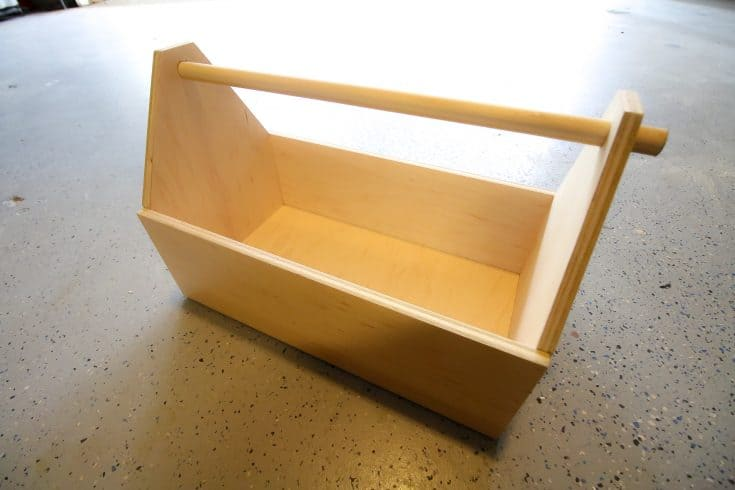 How to build a toolbox - Charleston Crafted