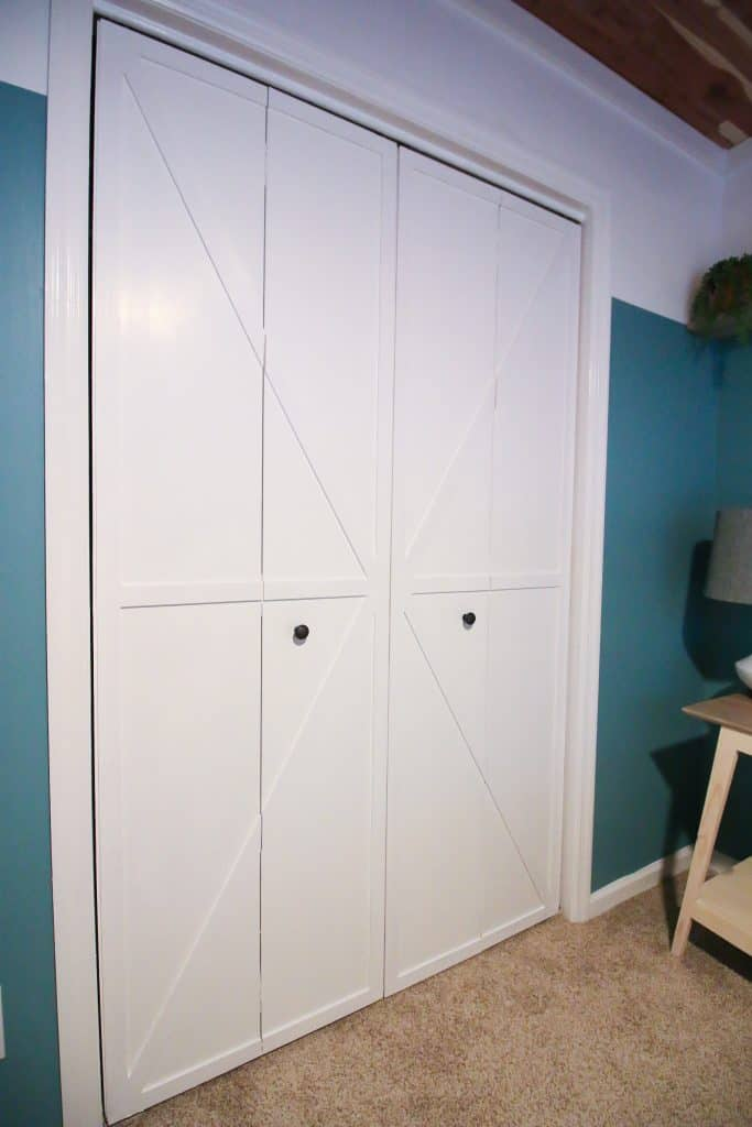 Bi-Fold Barn Doors - Charleston Crafted