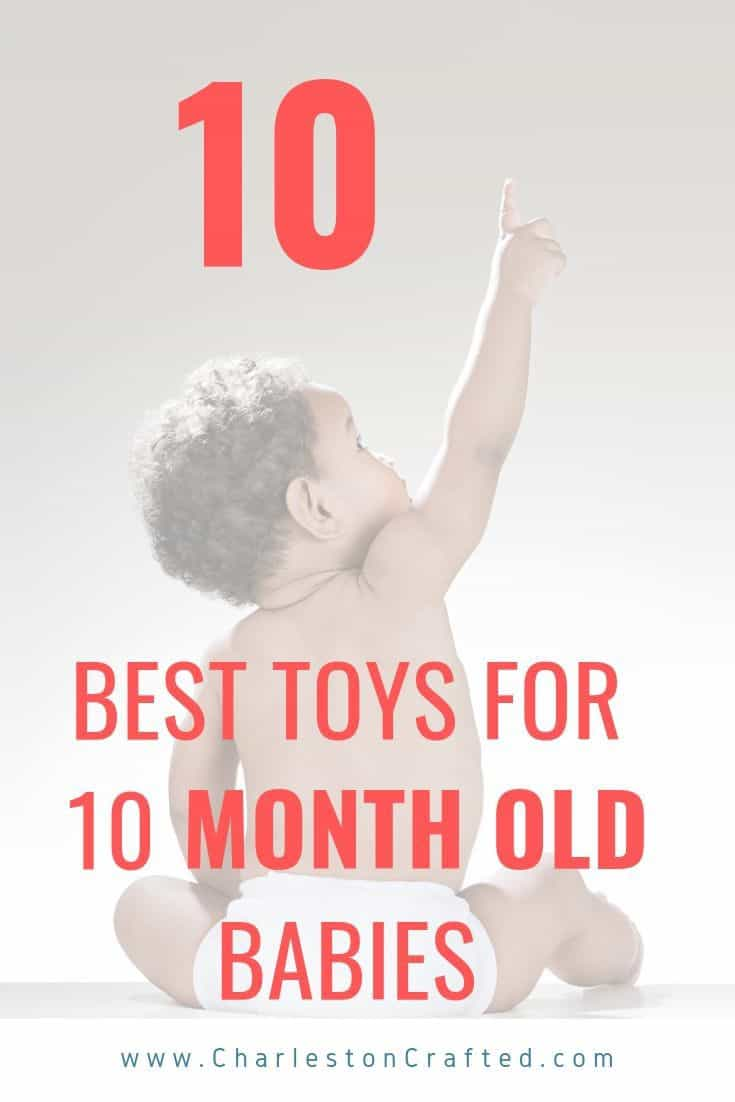 The 10 best toys for gifts for 10 month old babies