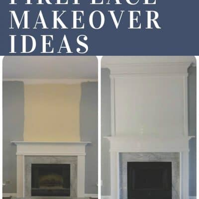 16 Amazing Fireplace Makeovers