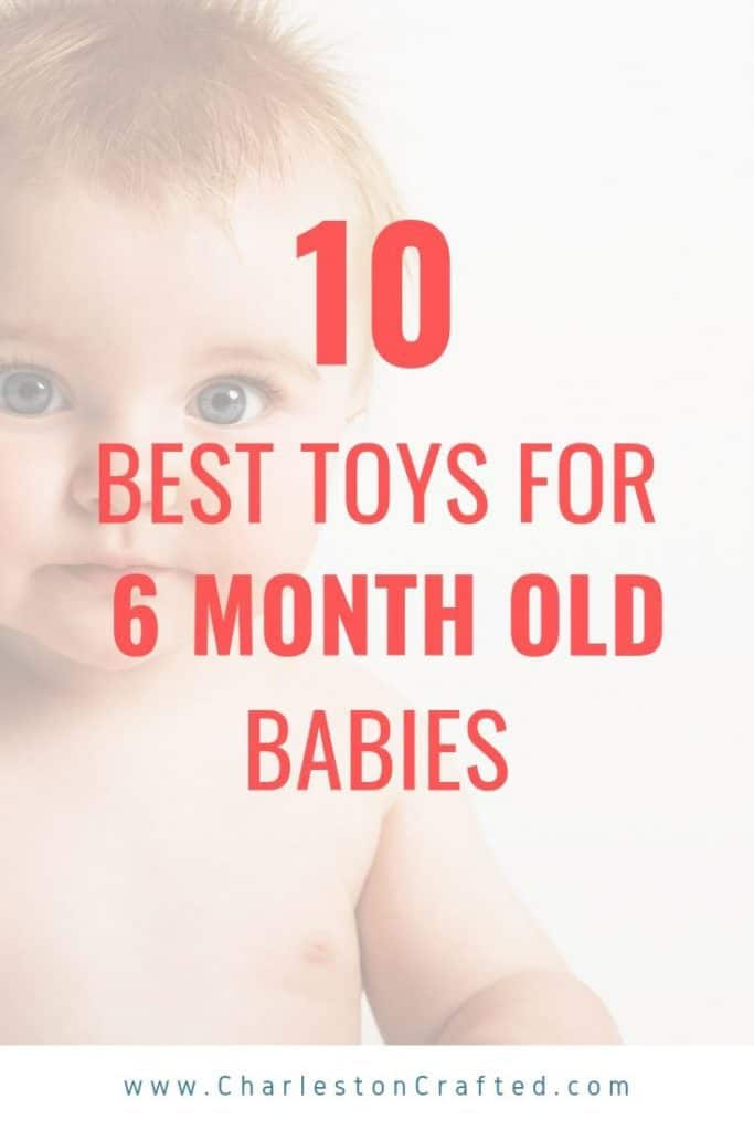 the 10 best toy ideas for 6 month old babies